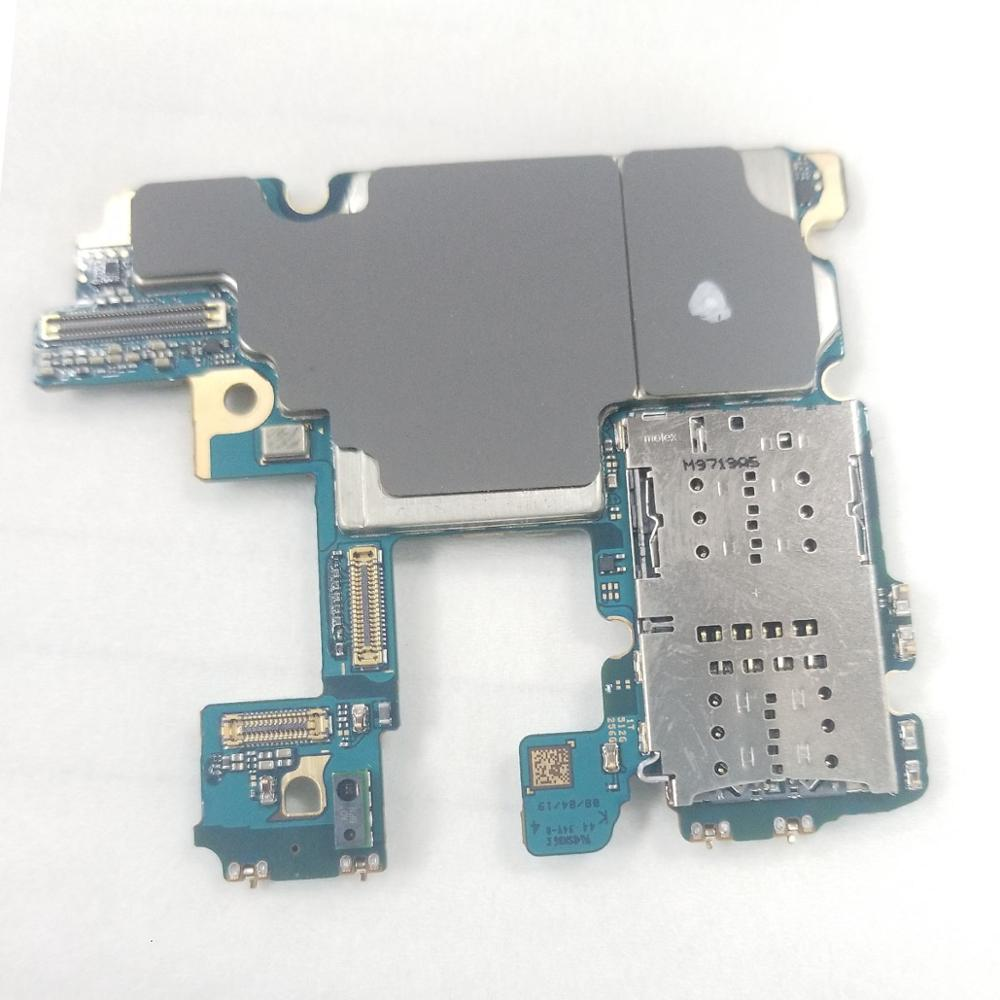 Main Motherboard Unlocked For Samsung Galaxy Note 10+SM-N975f(256gb)