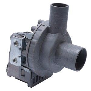 Общий 20 Вт стиральная машина дренажный насос двигателя Калибр 24/24 мм Полная медь выделенная шайба Ремонт Запчасти