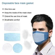 10pcs Cotton PM2.5 Black Mouth Mask Anti Dust Mask Activated Carbon Filter Windproof Mouth-muffle Bacteria Proof Flu Face Masks(China)
