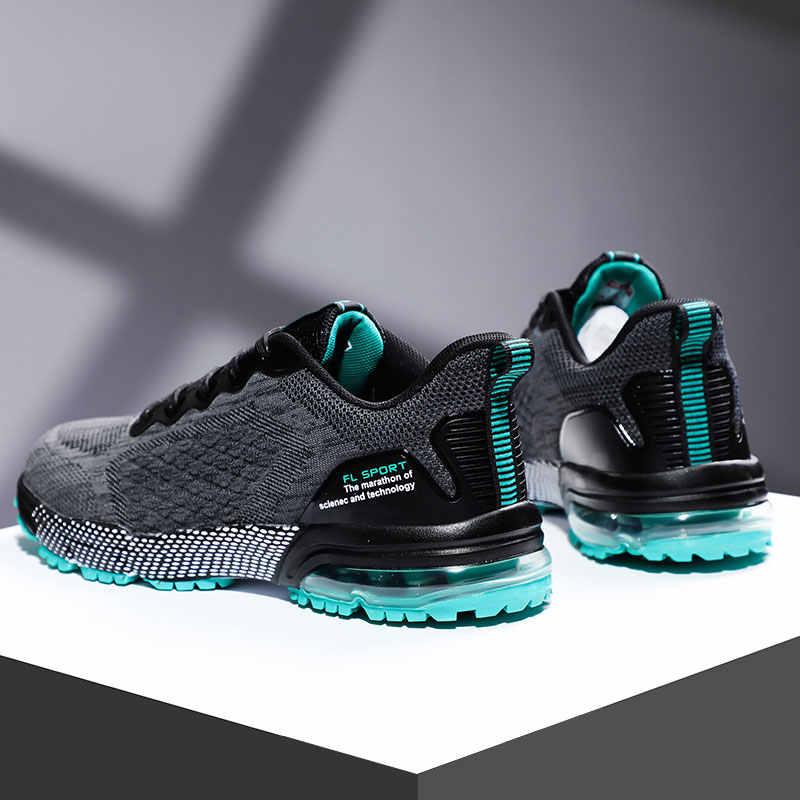 Vanmie Breathable Men Sneakers Casual