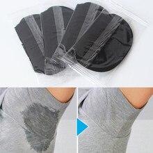Новые 14 шт черные одноразовые подмышек рубашка антиперспирант защита от пота колодки Дезодорант подмышек абсорбирующие прокладки