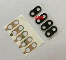 10pcs Back Rear Main Camera Lens Glass  with adhesive sticker For OPPO A3S A5 A5S A5 A7 2020 F7 F11 Pro A1K