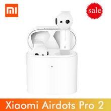 Оригинальные xiaomi airdots pro 2 беспроводные bluetooth наушники