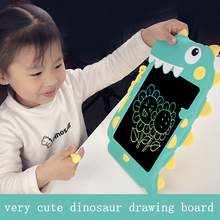 High Quality Children Drawing Tablet Cartoon Color Handwriting Board LCD Electronic Painting Graffiti Writing Tablet Blackboard