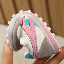 Kids Shoes Baby Shoes Children Sports Shoes For Boys Girls Baby Toddler Kids Flats Sneakers Fashion Casual Infant Soft Shoe