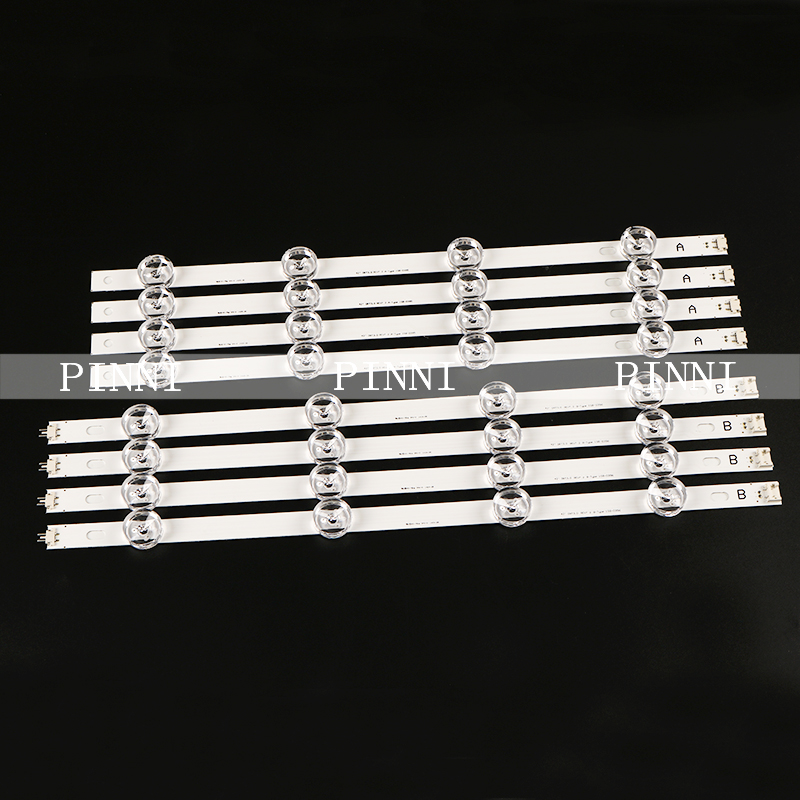 LED TV Illumination Part Replacement For LG 42LB628V 42LB629V 42LB630V 42LB631V LED Bar Backlight Strip Line Ruler DRT3.0 42 A B