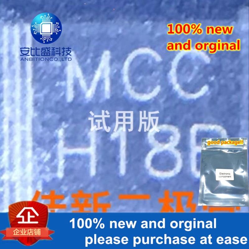 25-50pcs 100% New And Orginal 3SMBJ5918B 3W5.1V DO214AA Silk-screen H18B   In Stock