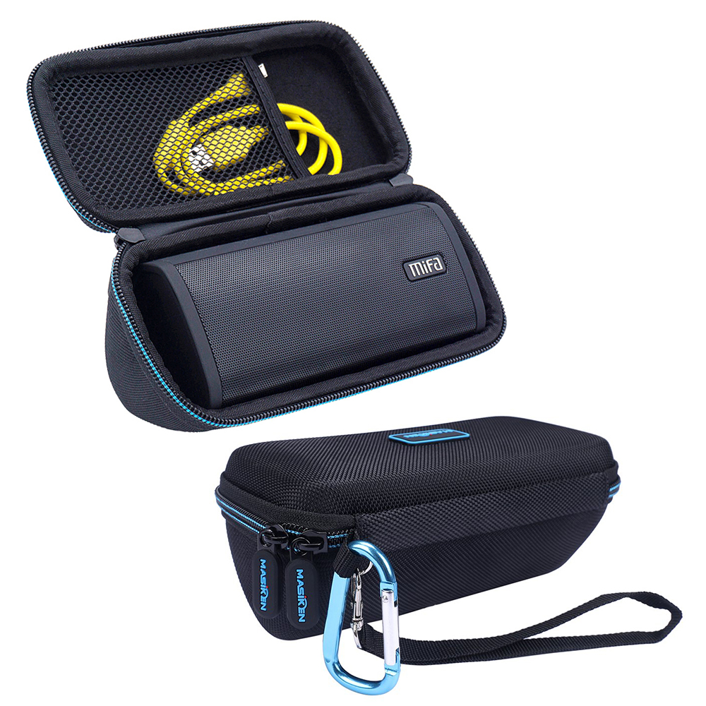 2019 Newest EVA Hard Bag Cover Case for <font><b>MIFA</b></font> <font><b>A10</b></font> Portable Bluetooth speaker 10W Stereo Music Surround Waterproof Outdoor Speaker image