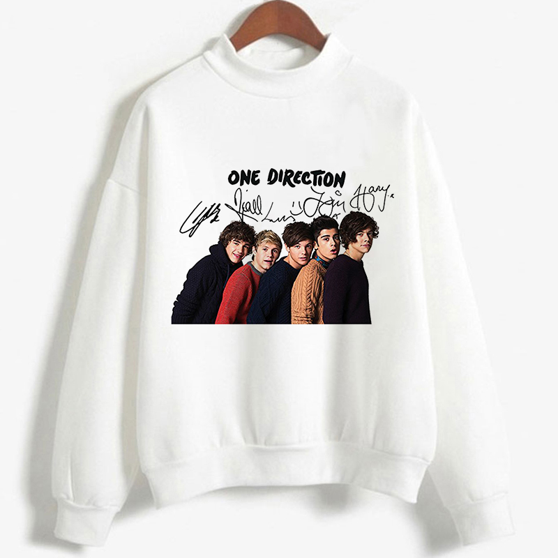 Harry Styles Hoodie Oversized Sweatshirt One Direction Women Clothes Lady Long Sleeve Casual Hoody Pullovers 2020 Kpop aesthetic 6