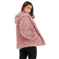 women jacket Autumn style loose oversized coat Fashion short streetwear Chaqueta Mujer