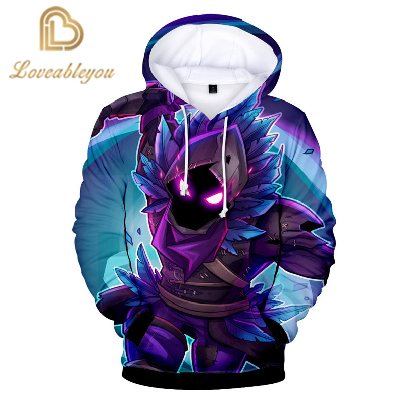 Fans Wear Gaming Heroes Anime Hoodie Anime Unisex 3D Print Streetwear Hip Hop Punk Hoodies Childrens Hoodie