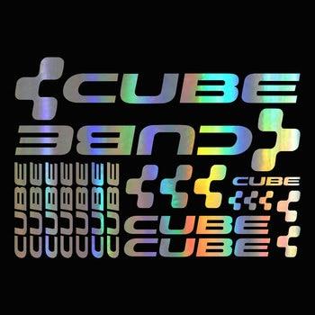 JDM Cube Adesivi Bici художественные наклейки для автомобиля, наклейки для мотоцикла, наклейки для ноутбука, бампер, покрытие для окна, царапины, авто...