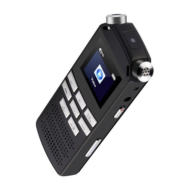 DVR HD камера + записывающая ручка цифровое устройство для записи Изображений ручка 1,5 дюймов TFT цветной дисплей шумоподавление Поддержка 32 Гб ... - 4