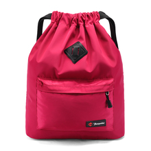 Drawstring Bags teenager nylon drawstring backpack women travel bag girls bookbag backpack storage bag fashion Shopping bag new forudesigns denim pocket cat cute women travel backpack small sport beach drawstring bag for men beach storage bags kids bookbag