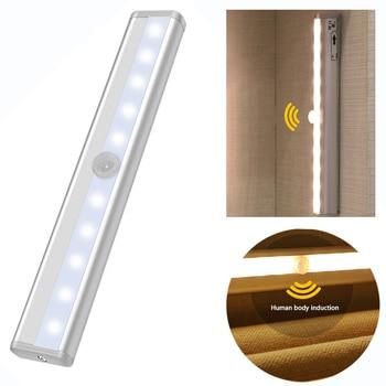 Infrared human body light control sensor light strip aluminum bar cabinet light wardrobe night light,Camping lamp,Wall lamp комод saga ingvar coloured body light