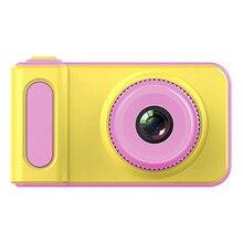 K7 Kids Mini Digital Camera 2 Inch Hd Screen Anti-Shake Camcorder Children Gifts