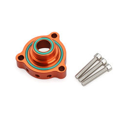 For Peugeot 1.6 Turbo Engines FOR BMW Mini Cooper S Blow Off Valve BOV Adaptor Bolt-On Top Mount YC101793-1011