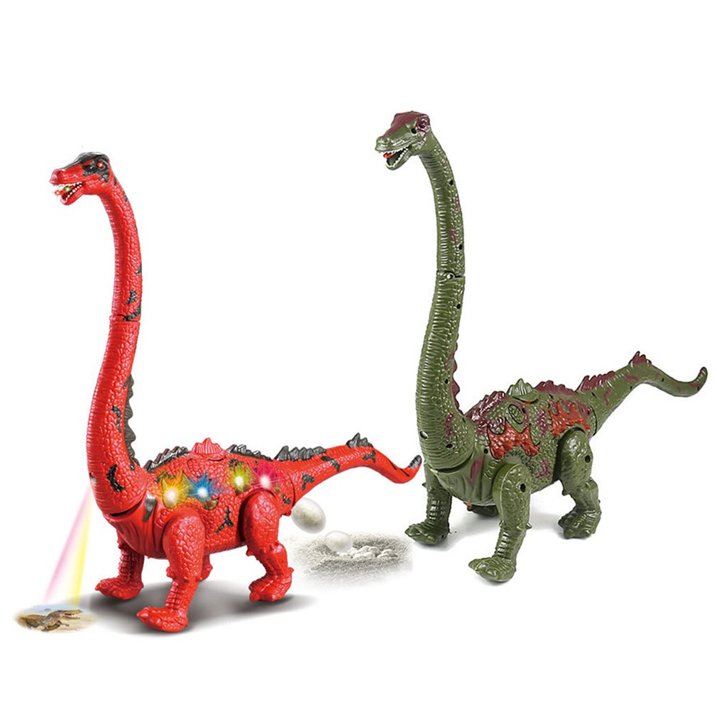 Electric Walking Dinosaur Toy Large Electric Dinosaur Laying Egg Projection Winding Dragon Dragon Dinosaur Gift For Kids