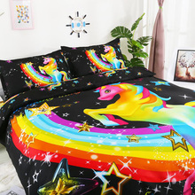 LOVINSUNSHINE King Size Duvet Cover Queen Comforter Sets Kids Bedding Set AB#59