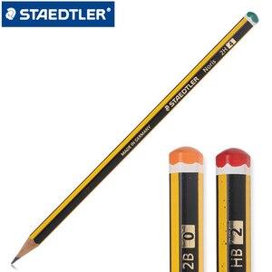 Image 2 - 12pcs STAEDTLER 120 סטנדרטי עפרונות כתיבה עיפרון מכתבים בית ספר ציוד משרדי ציור עיפרון שחור עופרת HB עפרונות