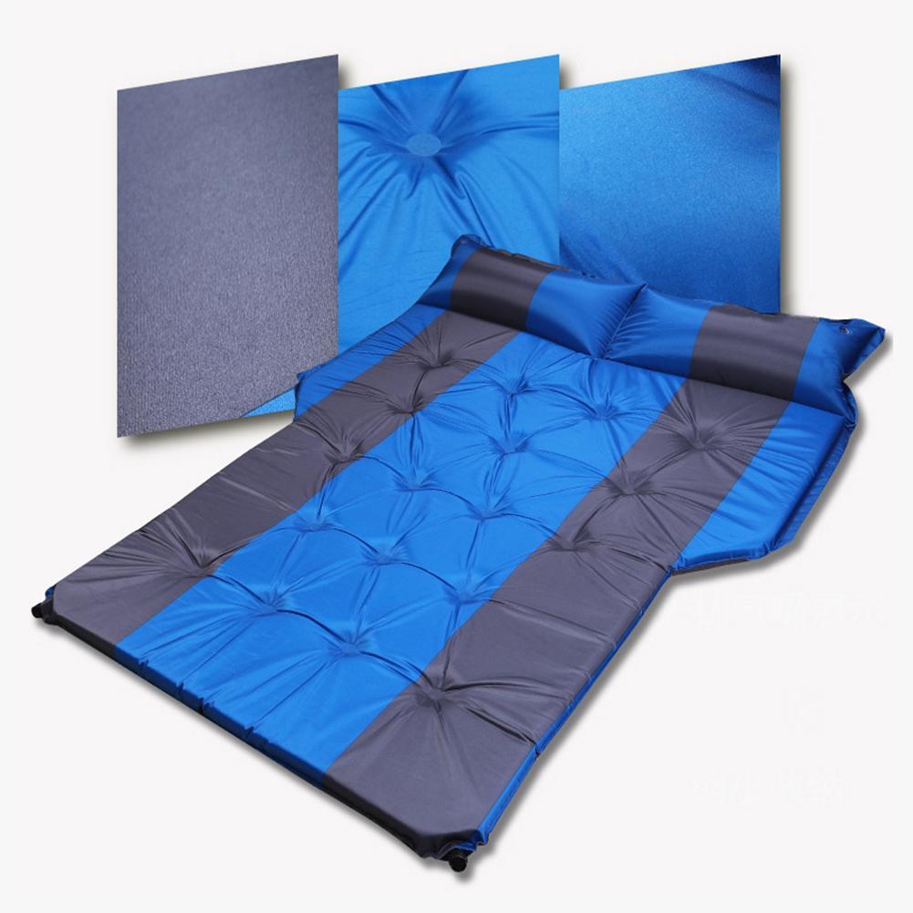 Надувная кровать для автомобиля SUV, матрас для автомобиля, задний ряд, автомобильный коврик для путешествий, внедорожная воздушная кровать, ...