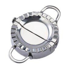 Нержавеющая сталь Форма для пельменей руководство клецки формы устройство пакет клецки клип машина творческие Кухонные гаджеты