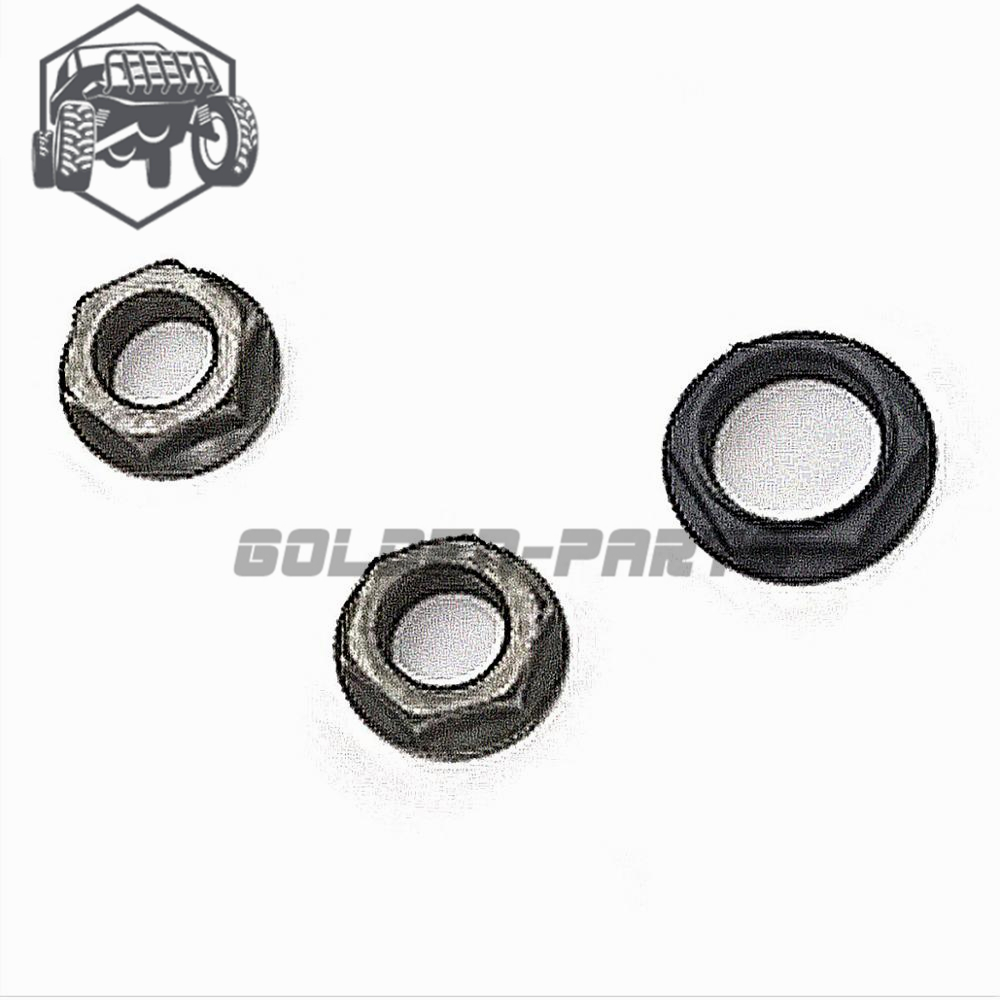 <font><b>HISUN</b></font> <font><b>700</b></font> ATV <font><b>UTV</b></font> NUT Hexagon Flange Nut M16 M22 image