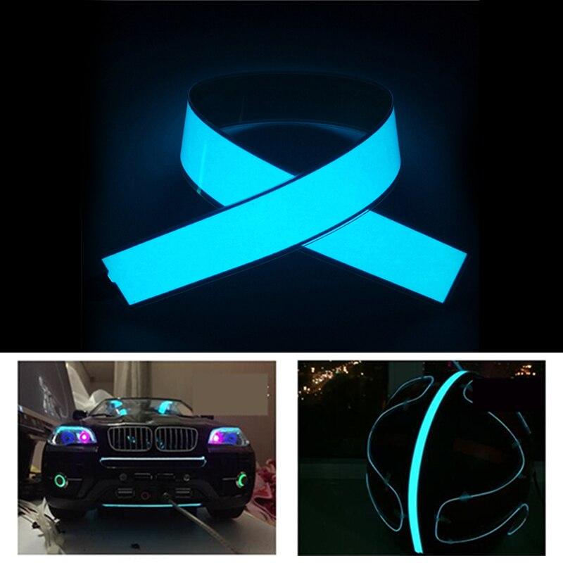 Car Light LED Strip 4 Colors Ambient Light Car Decoration Lamp Atmosphere Lamp Illuminated Light Strip           Car Accessories
