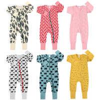 Pelele de manga larga para bebé recién nacido, ropa de estrella, monos para bebé, ropa de otoño Primavera, monos, pijamas para bebé