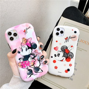 Image 3 - 2021 Disney original for iPhone7/8/ Plus X/XS/XR/XS Max 11/11 Pro / 11Pro Max Lovely Minnie Phone Case