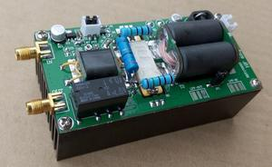 Image 2 - Assembed with heatsink MINIPA100 1.8 54MHz 100W SSB linear HF Power Amplifier For YAESU FT 817 KX3 FT 818 CW AM FM