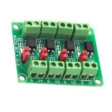 817 optokoppler 4-weg Spannung Isolation Bord Spannung Control Schalt Modul Stick Modul Optische Isolation Modul
