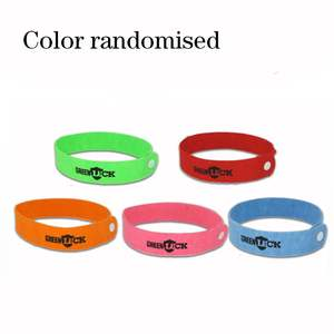 Mosquito Repellent Bracelets Portable Anti Mosquito Bracelet for Kids Adults Non-Toxic Personal Protection Bracelets