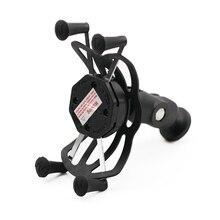 Phone Holder For HONDA VFR 800F/1200F VFR1200F/DCT CBR400R CBR500R CBR600RR CBR600F4I CBR Motorcycle GPS Navigation Bracket