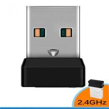 무선 동글 수신기 Unifying USB 어댑터 마우스 키보드 연결 6 장치 MX M905 M950 M505 M510 M525 등