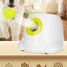 Lanceur pour animaux de compagnie 3 balle de lancement zone chien servir machine jouet interactif tennis lancer machine chien te