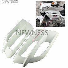 Fairing GL1800 Motorcycle-Side Goldwing Honda for 2009 Vent-Panel Grilles Accent