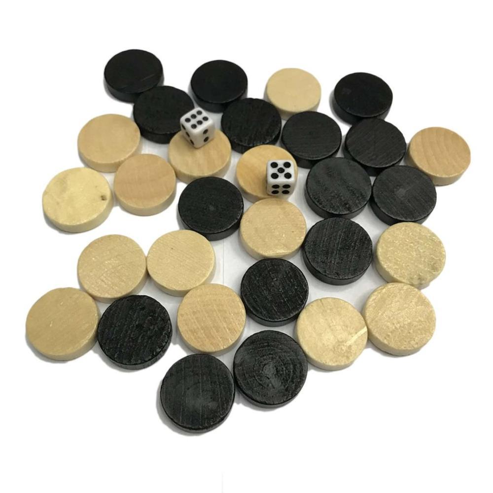 Натуральные деревянные шахматы шашки и нарды шахматы для детей настольная игра обучение кемпинг