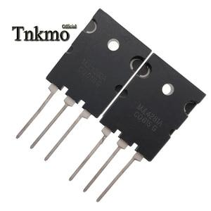 Image 1 - Transistor de potencia de silicona, 5 pares, MJL4302A, TO 3PL, MJL4302 + MJL4281A, MJL4281, TO3PL, 15A, 350V, 230W, NPN, PNP