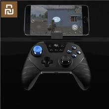 Youpin Flydigi akıllı siyah savaşçı X8pro oyun kolu flymapping akıllı ev Bluetooth kablosuz çift mod