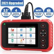 Starten CRP123i OBD2 Scanner ENG ABS Airbag SRS BEI Auto Diagnose funktionen Multi sprache freies update