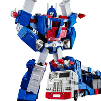 THF THF 04 THF04 G1 Transformation Toy Ultra Magnus action Movie Figure Model Abs Alloy 25CM KO MP22 MP 22 Deformation Car Robot