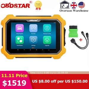 Image 1 - OBDSTAR X300 DP Plus Auto Schlüssel Programmierer Pin Code Entfernungsmesser korrektur für Toyota Smart Key Mit P001 Programmierer