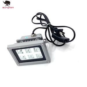 Image 3 - High Quality 110 260V 405nm UV LED Resin Curing Light Lamp for SLA DLP 3D Printer Photosensitive Accessories Hot sale