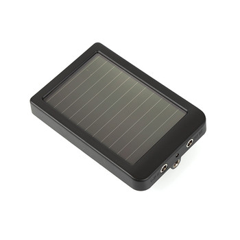 Outdoor Solar Panel Charger US/EU Plug 1500mah 9V Chargers For Suntek Hunting Trail Camera HC801 HC900 HC700 HC550 HC300 5
