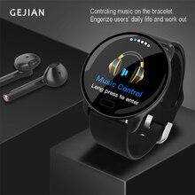 GEJIAN Smart Watch Fitness Tracker with Heart Rate Blood Pre