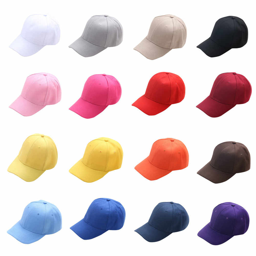 Summer Hat Cap Children Teenagers Hat Show Solid Kids Hat Boys Girls Hats Caps baby hat шапка детская Duck tongue sports cap