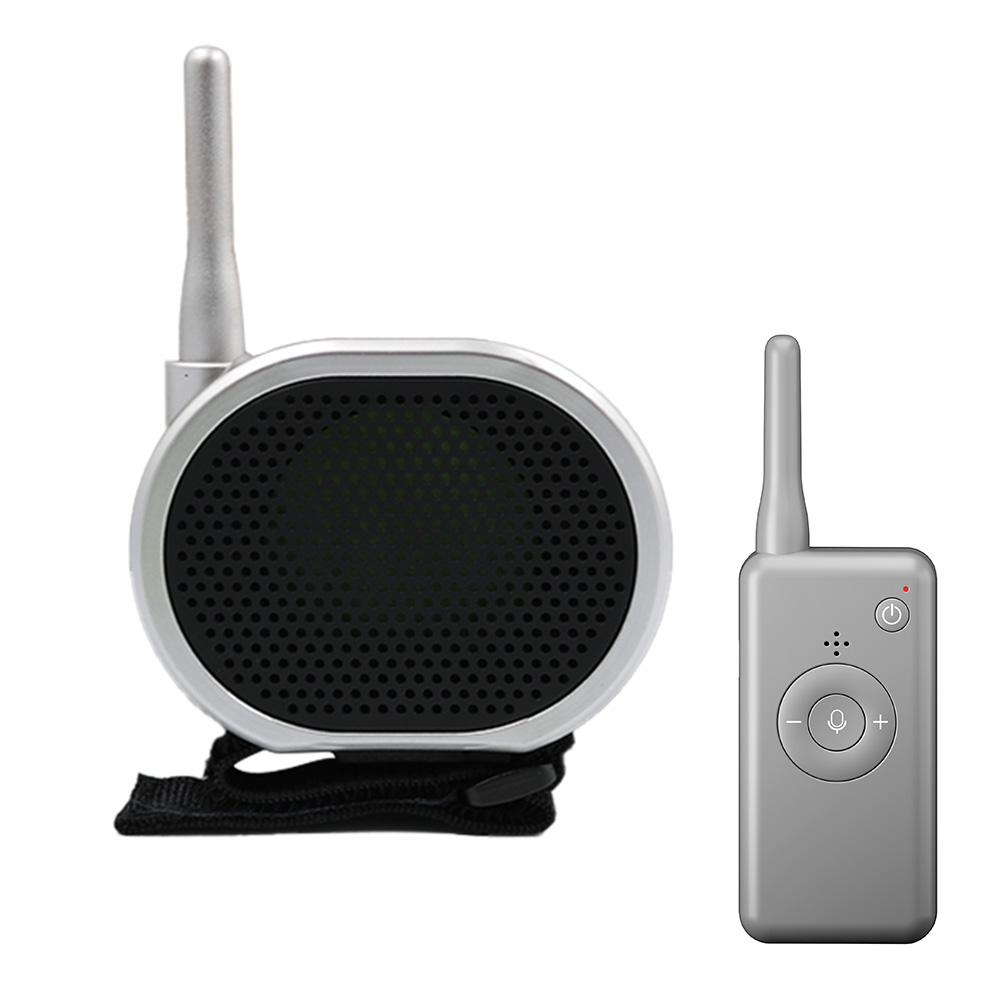 ÇCloseout DealsSpeaker Drone Megaphone Walkie-Talkie Lightweight Wireless for Police-Rescue-Search 1200m-Control-Distance