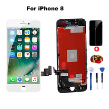 цена на LCD Display For iPhone  iphone 6 lcd screen replacement with Touch Screen Digitizer Assembly 5 6 lcd 7 lcd 8Plus  Quality AAA+++