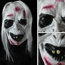 НОВАЯ РОЖДЕСТВЕНСКАЯ маска Вечерние Маски The Purge eyear Great cosplay Хэллоуин страшное лицо маска